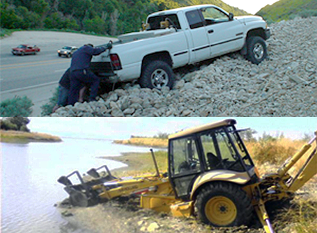 Towing & Winch-Out Service